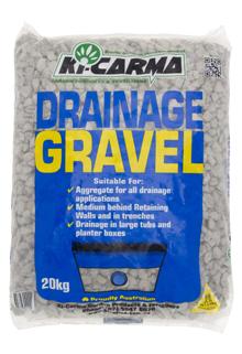Drainage-Gravel